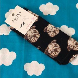 Accessories - Printed Puppies socks